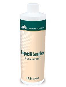 Liquid B Complex by Genestra