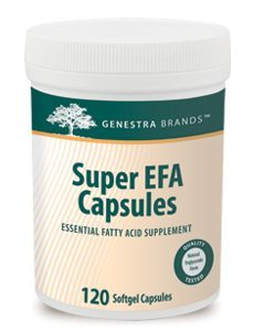 Super EFA Capsules by Genestra
