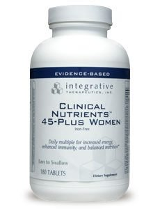 Clinical Nutrients 45-Plus Women by Integrative Therapeutics
