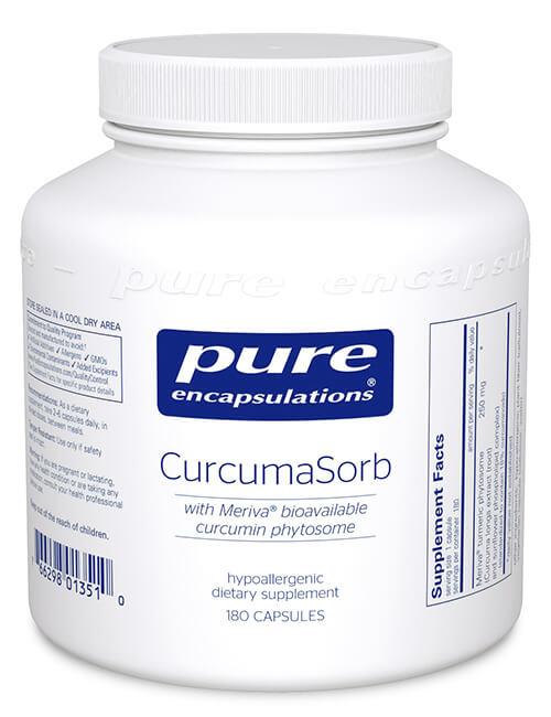 CurcumaSorb (formerly Meriva®) by Pure Encapsulations