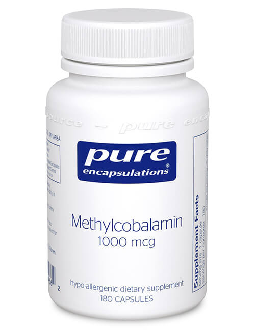 Methylcobalamin by Pure Encapsulations