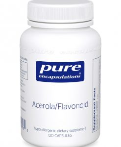 Acerola/Flavonoid by Pure Encapsulations