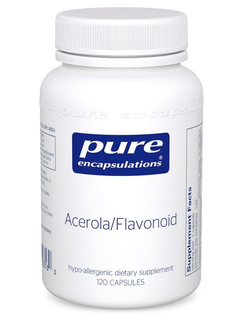 Acerola/Flavonoid by Pure Encapsulations
