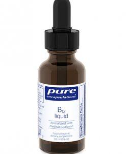 B12 liquid by Pure Encapsulations