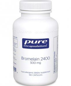 Bromelain 2400 by Pure Encapsulations