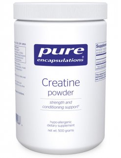 Creatine Powder by Pure Encapsulations