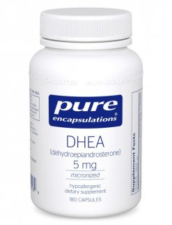 DHEA 5 MG by Pure Encapsulations