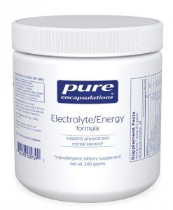 Electrolyte/Energy formula by Pure Encapsulations