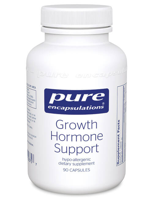 Growth Hormone Support by Pure Encapsulations
