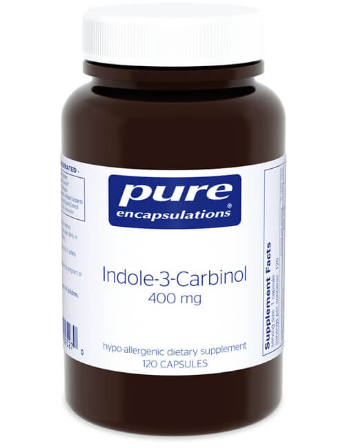 Indole-3-Carbinol by Pure Encapsulations