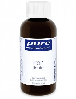 Iron liquid by Pure Encapsulations