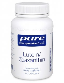 Lutein/Zeaxanthin by Pure Encapsulations
