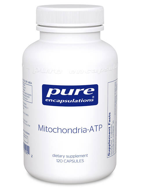 Mitochondria-ATP by Pure Encapsulations