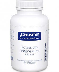 Potassium Magnesium (citrate) by Pure Encapsulations