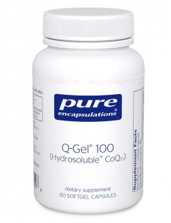 Q–Gel® (Hydrosoluble™ CoQ10) by Pure Encapsulations