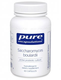 Saccharomyces boulardii (active probiotic culture) by Pure Encapsulations