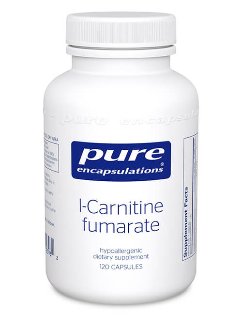 l-Carnitine fumarate by Pure Encapsulations