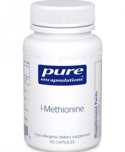 l-Methionine by Pure Encapsulations