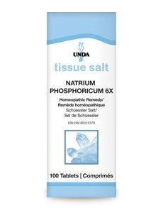 Natrium Phosphoricum 6X by Unda