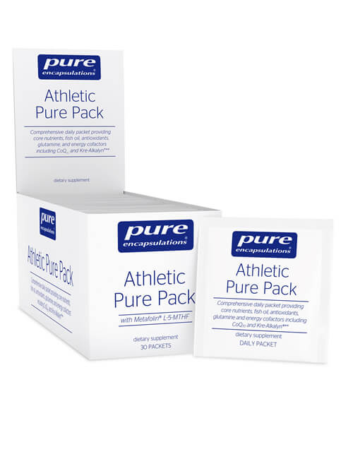 Athletic Pure Pack by Pure Encapsulations