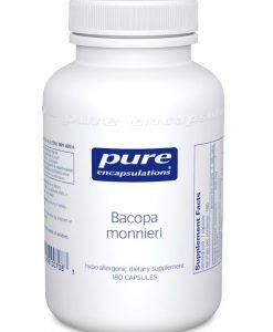 Bacopa monnieri by Pure Encapsulations