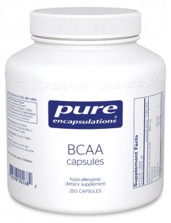 BCAA (amino acids) by Pure Encapsulations