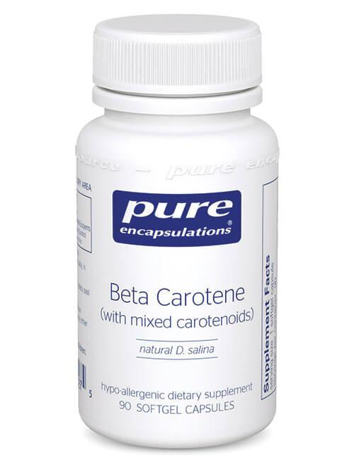 Beta Carotene by Pure Encapsulations