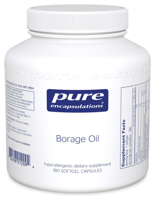 Borage Oil by Pure Encapsulations