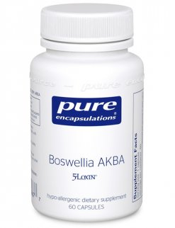 Boswellia AKBA by Pure Encapsulations