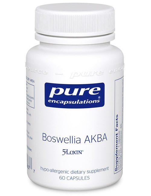 Boswellia AKBA by Pure Encapsulations