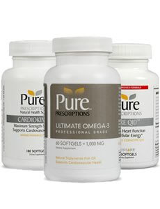 Cardiovascular Support by Pure Wellness Pack