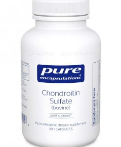 Chondroitin Sulfate (bovine) by Pure Encapsulations