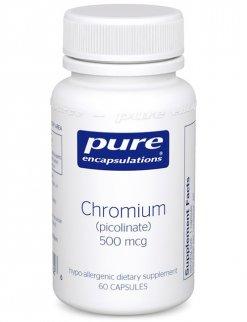 Chromium (picolinate) by Pure Encapsulations