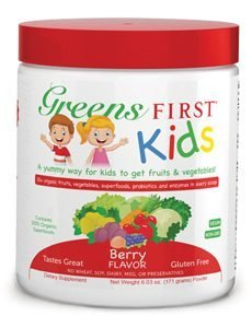Greens First Kids Berry by Ceautamed Worldwide LLC