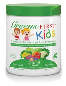 Greens First Kids Original flavor by Ceautamed Worldwide LLC
