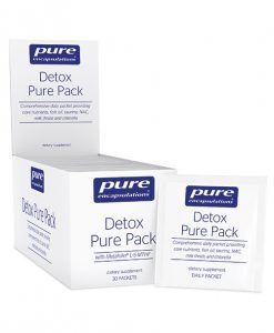 Detox Pure Pack by Pure Encapsulations