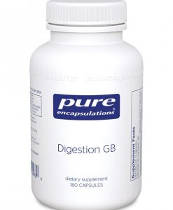 Digestion GB by Pure Encapsulations