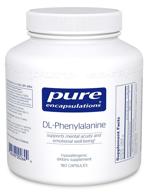 dl-Phenylalanine by Pure Encapsulations