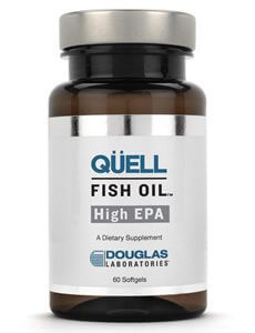 QUELL FISH OIL Ultra EPA by Douglas Laboratories