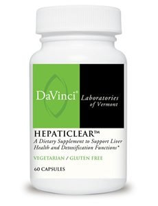 HEPATICLEAR™ by DaVinci Labs