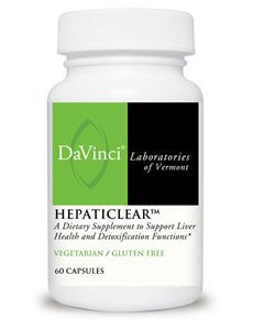 HEPATICLEAR™ by DaVinci Labs