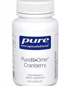 PureBi•Ome Cranberry by Pure Encapsulations