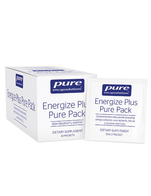 Energize Plus™ Pure Pack by Pure Encapsulations