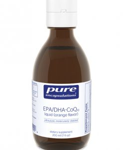 EPA/DHA–CoQ10 liquid by Pure Encapsulations
