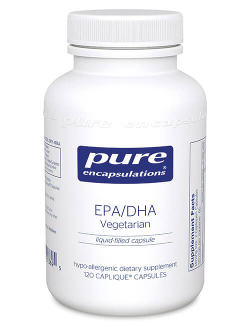 EPA/DHA Vegetarian by Pure Encapsulations
