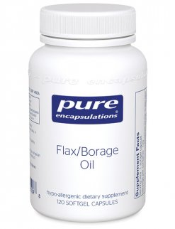 Flax/Borage Oil by Pure Encapsulations