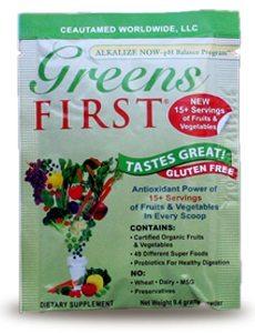 Greens First Traveler Packs by Ceautamed Worldwide LLC
