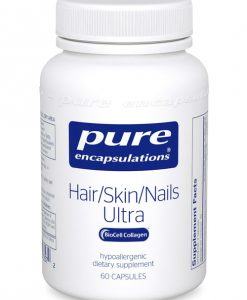 Hair/Skin/Nails Ultra by Pure Encapsulations