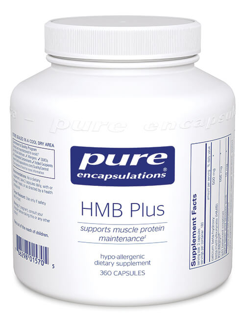 HMB Plus by Pure Encapsulations