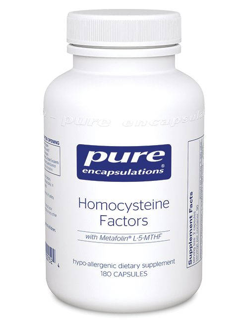 Homocysteine Factors™ by Pure Encapsulations